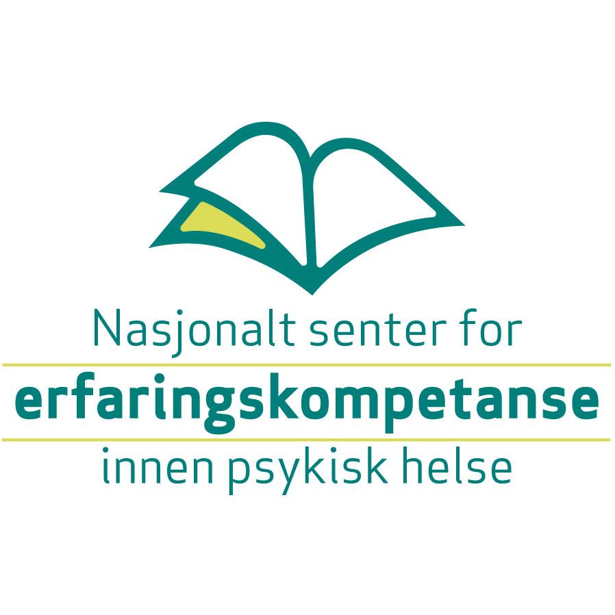Nasjonalt senter for erfaringskompetanse logo (bilde)