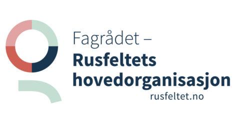 logo fagrådet rusfeltets hovedorganisasjon