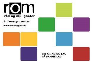 Logo ROM Agder (bilde)