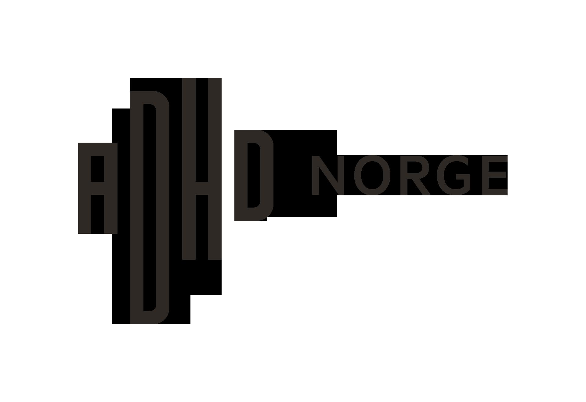 Logo ADHD Norge (bilde)